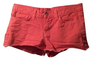 J Brand Shorts Coral