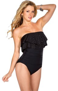 Miraclesuit Magicsuit Women's One Piece Bandeau Swimsuit