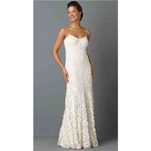 d892bb239172f Theia White Modern Wedding Dresses - Up to 90% off at Tradesy