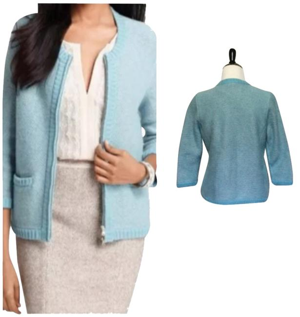 Preload https://img-static.tradesy.com/item/6835459/ann-taylor-turquoise-blue-cardigan-size-8-m-0-1-650-650.jpg