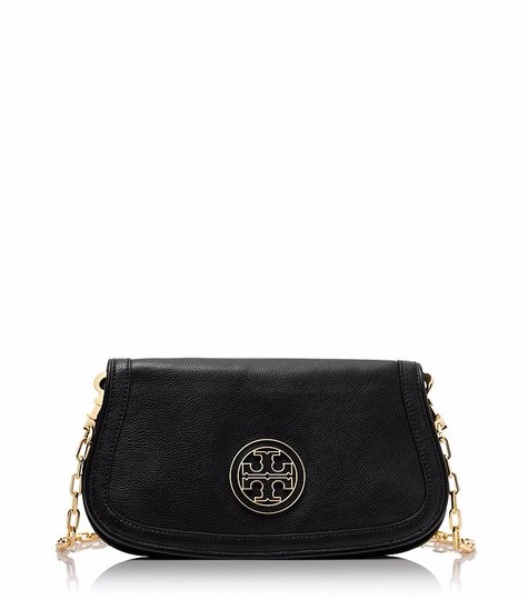 Tory Burch Leather; Guaranteed Your Money Back Black Clutch