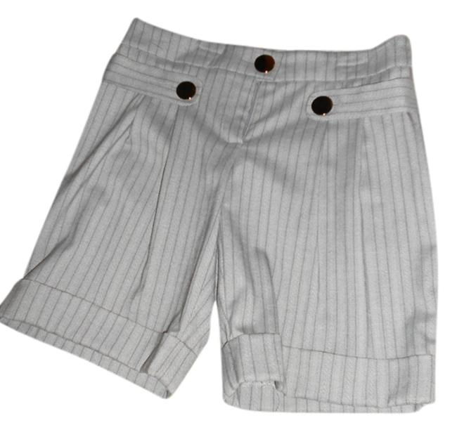 Preload https://img-static.tradesy.com/item/683597/cache-silver-with-black-pinstripes-with-shorts-size-6-s-28-0-0-650-650.jpg