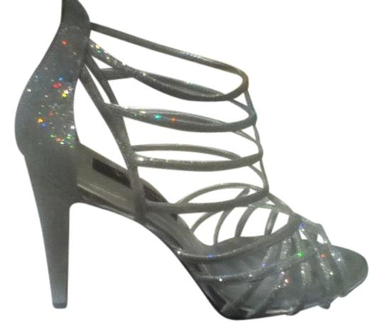 Preload https://item3.tradesy.com/images/silvermulti-sparkle-shine-formal-shoes-size-us-85-683632-0-0.jpg?width=440&height=440