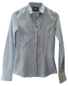 Dolce&Gabbana Dolce & Gabanna Shirt Button Down Shirt Light blue