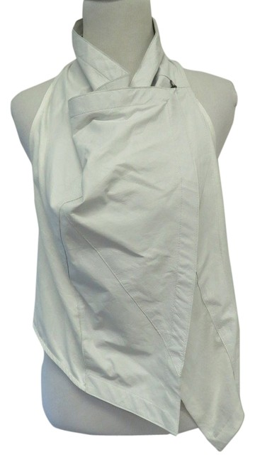 Preload https://img-static.tradesy.com/item/6836800/helmut-lang-white-asymmetrical-leather-vest-size-2-xs-0-1-650-650.jpg
