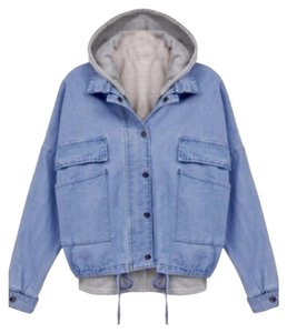 Independent Clothing Co. Womens Jean Jacket