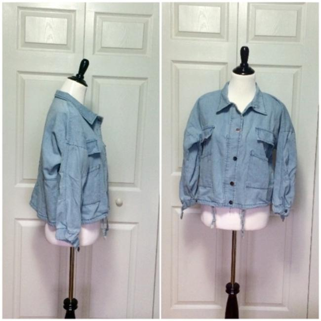 Other Womens Jean Jacket Image 3