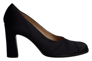 Bottega Veneta Made In Italy Black Pumps