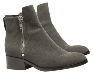 3.1 Phillip Lim Chelsea Heather Gray Boots