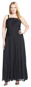 Adrianna Papell Plus Size Long Gown Ballgown Dress