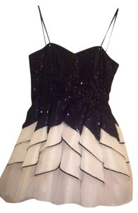 Masquerade Sequin Sexy Strapless Luxe Dress