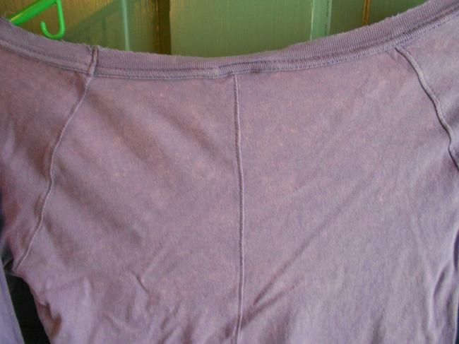 Mossimo Supply Co. Target Co Long Sleeve T Shirt Purple