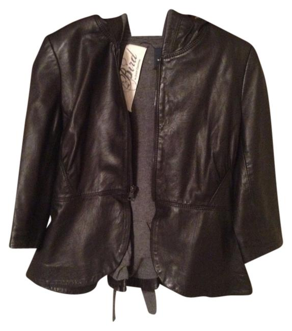 Preload https://item2.tradesy.com/images/juicy-couture-black-bird-for-leather-jacket-size-4-s-683956-0-0.jpg?width=400&height=650