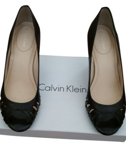 Calvin Klein Wedge Black Wedges