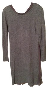 Philosophy di Alberta Ferretti short dress Gray on Tradesy