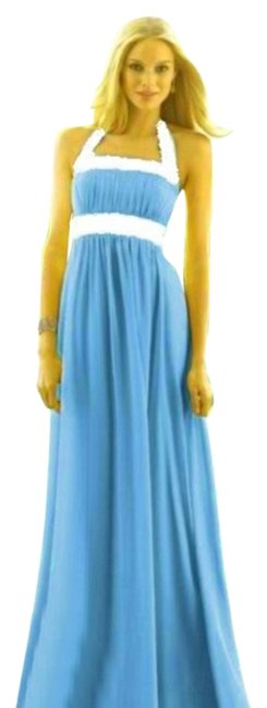 Item - Turquoise 6566 Long Casual Maxi Dress Size 14 (L)
