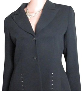 Tahari Jacket only skirt seperate Tahari Black Suit for a Great Price