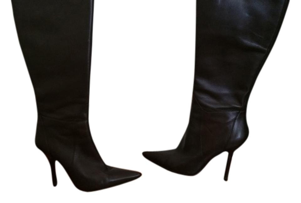 5ce8667d22e Guess By Marciano Dark Brown Espressso Tall Boots Booties. Size  US 6.5  Regular (M ...