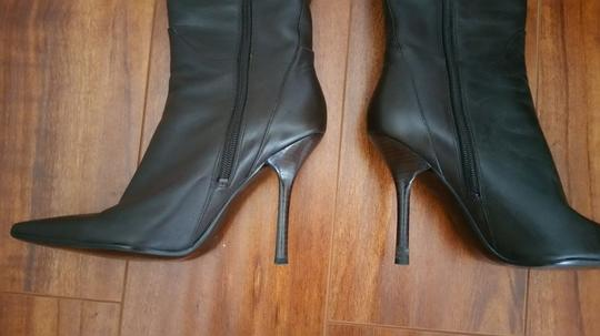 Guess By Marciano Tall Size 6.5 Dark Brown, Espressso Boots Image 2