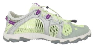 Salomon Amphibian Water Cruise Green Clay/Green Tea/Anemone Purple Athletic
