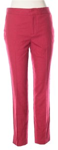 Catherine Malandrino Trouser Pants Red