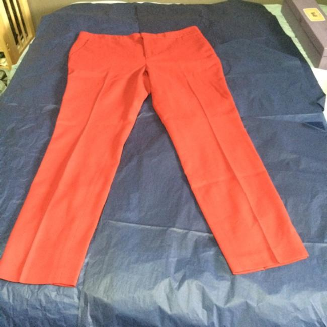 Catherine Malandrino Trouser Pants Red Image 3