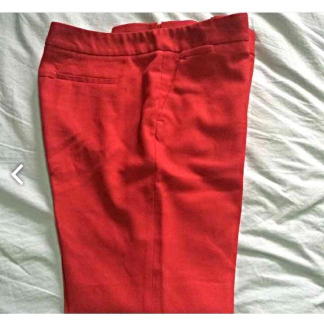 Catherine Malandrino Trouser Pants Red Image 4