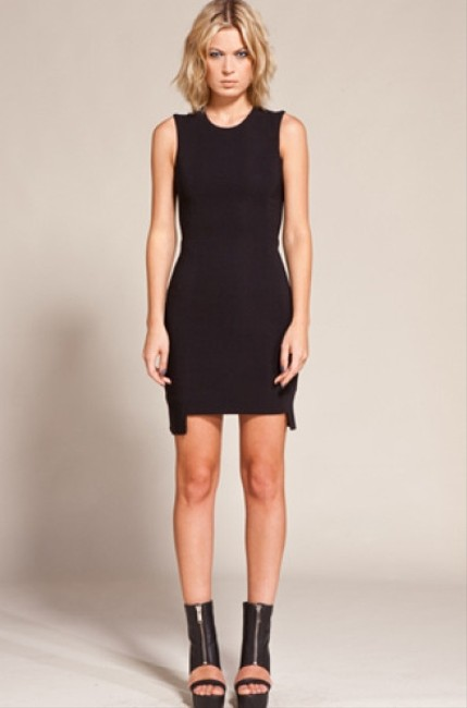 Gareth Pugh Little Modern Fitted Dress