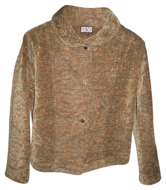 Preload https://img-static.tradesy.com/item/684513/gold-and-mint-green-blend-art-show-piece-jacket-size-6-s-0-0-650-650.jpg