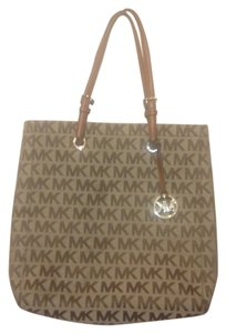 Michael Kors Leather Handles Tote