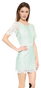 For Love & Lemons short dress Mint on Tradesy