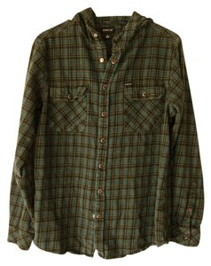 Matix Button Down Shirt Plaid