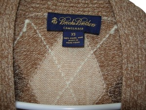 Brooks Brothers Camel Hair Coat