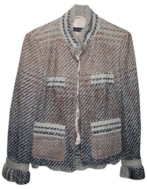 STRENESSE Brown and light blu Jacket