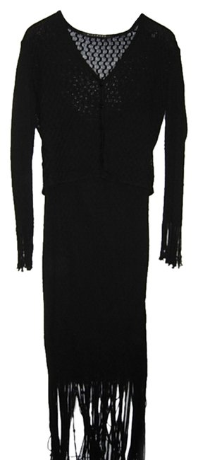 Preload https://item5.tradesy.com/images/black-mid-length-night-out-dress-size-10-m-684689-0-0.jpg?width=400&height=650