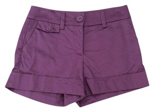 H&M Dress Shorts Mauve