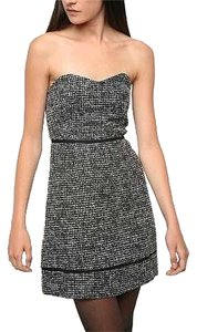 Urban Outfitters Tweed Strapless Dress