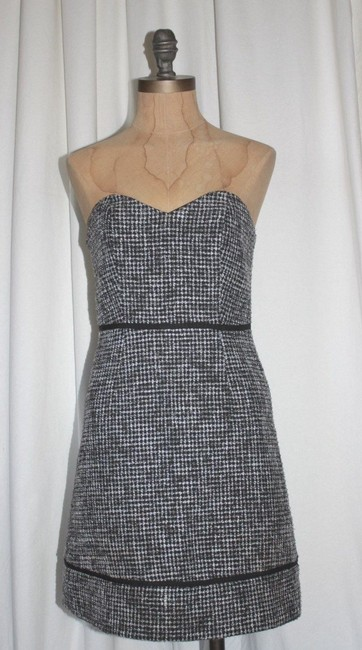 Urban Outfitters Tweed Strapless Dress Image 1