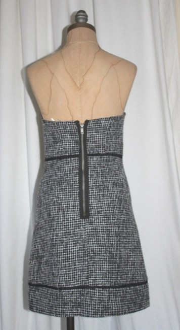 Urban Outfitters Tweed Strapless Dress Image 2