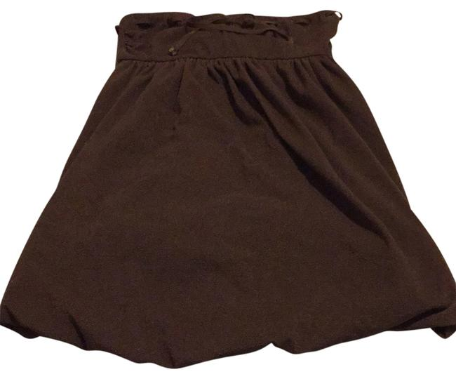 Item - Chocolate Brown Cover-up/Sarong Size Petite 2 (XS)