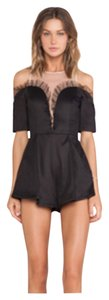 alice McCALL short dress Blac on Tradesy