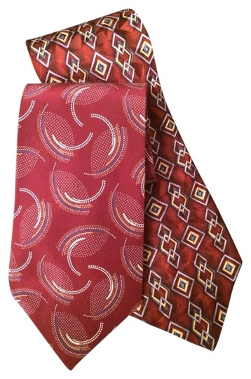 Preload https://img-static.tradesy.com/item/684818/alfani-merlot-italian-silk-neckties-0-0-540-540.jpg