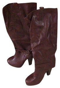 Bamboo saddle brown Boots