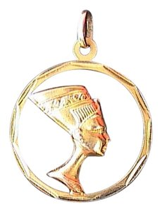 Other Egyptian Queen Nefertiti Pendant