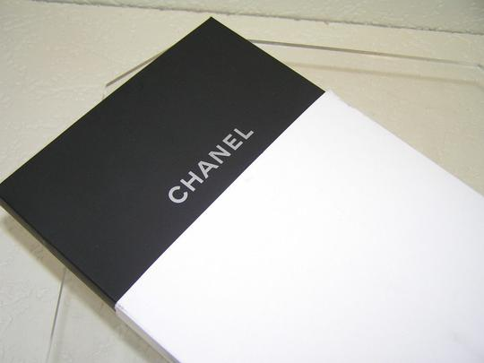 Chanel CHANEL RUNWAY BEIGE NUDE BALLERINA LACE TIGHTS PANTYHOSE STOCKINGS S Image 3