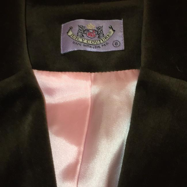 Juicy Couture Brown with pink Blazer Image 2