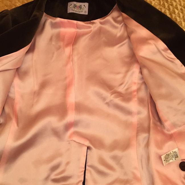 Juicy Couture Brown with pink Blazer Image 5