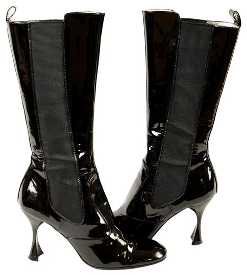 Preload https://img-static.tradesy.com/item/6850750/dolce-and-gabbana-black-patent-leather-bootsbooties-size-us-65-regular-m-b-0-1-540-540.jpg