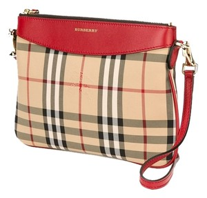 124fd5cb01ad Burberry Brown Small Orchard Sartorial House Check Black Tote Horseferry  Check Cross Body Bag