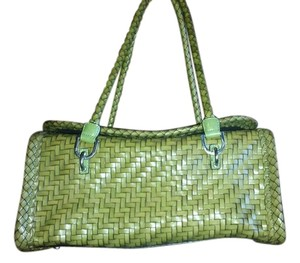 Talbots Satchel in green